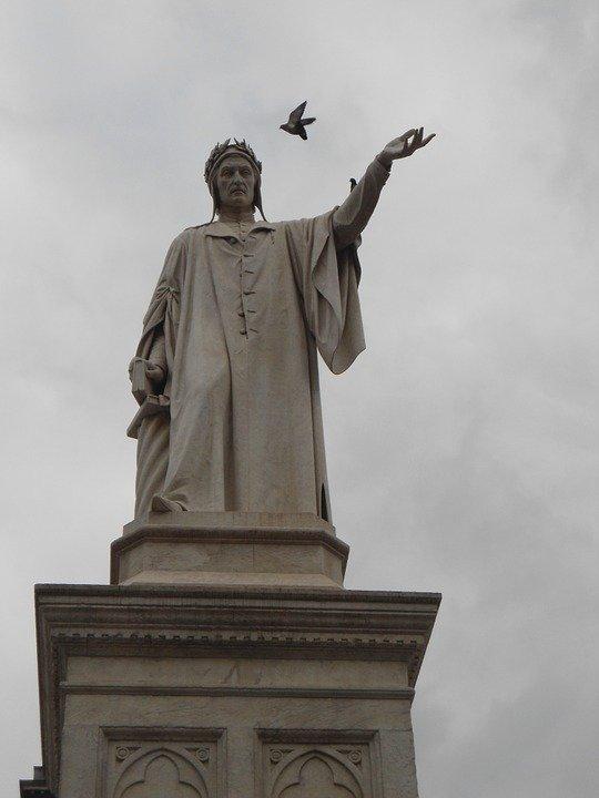 Inurbarsi, termine coniato da Dante Alighieri.