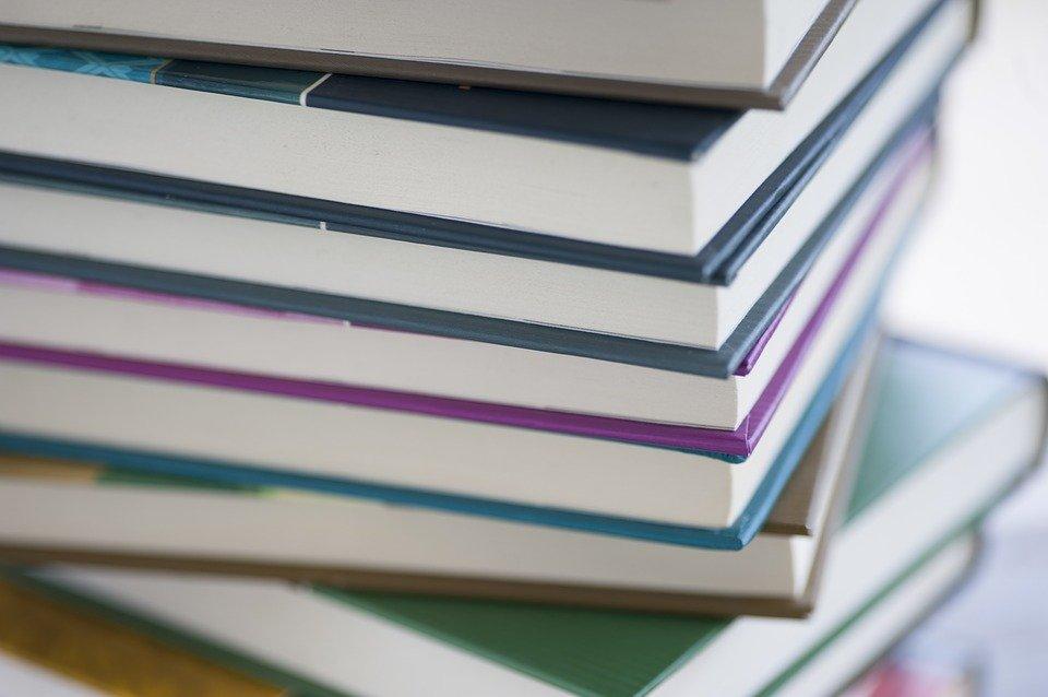 libri, grammatiche e dizionari da consultare