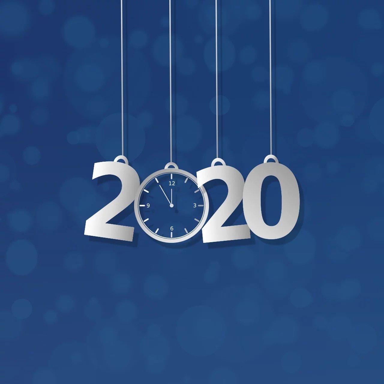 Il 2020, anno dalle molte coincidenze