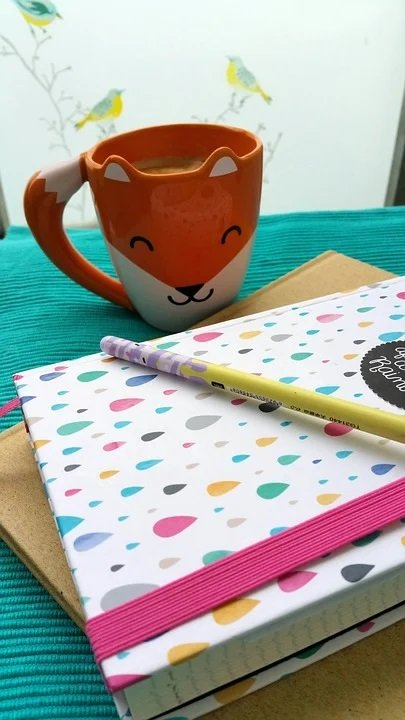 Quaderno per prendere appunti